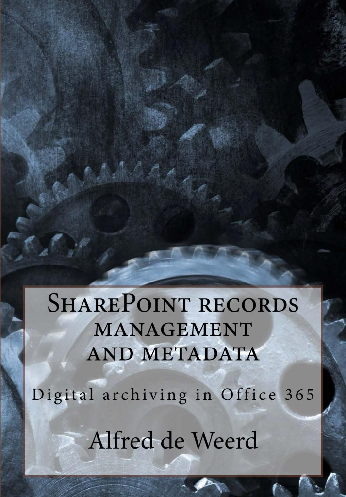 SharePoint_records_m_Cover_for_Kindle