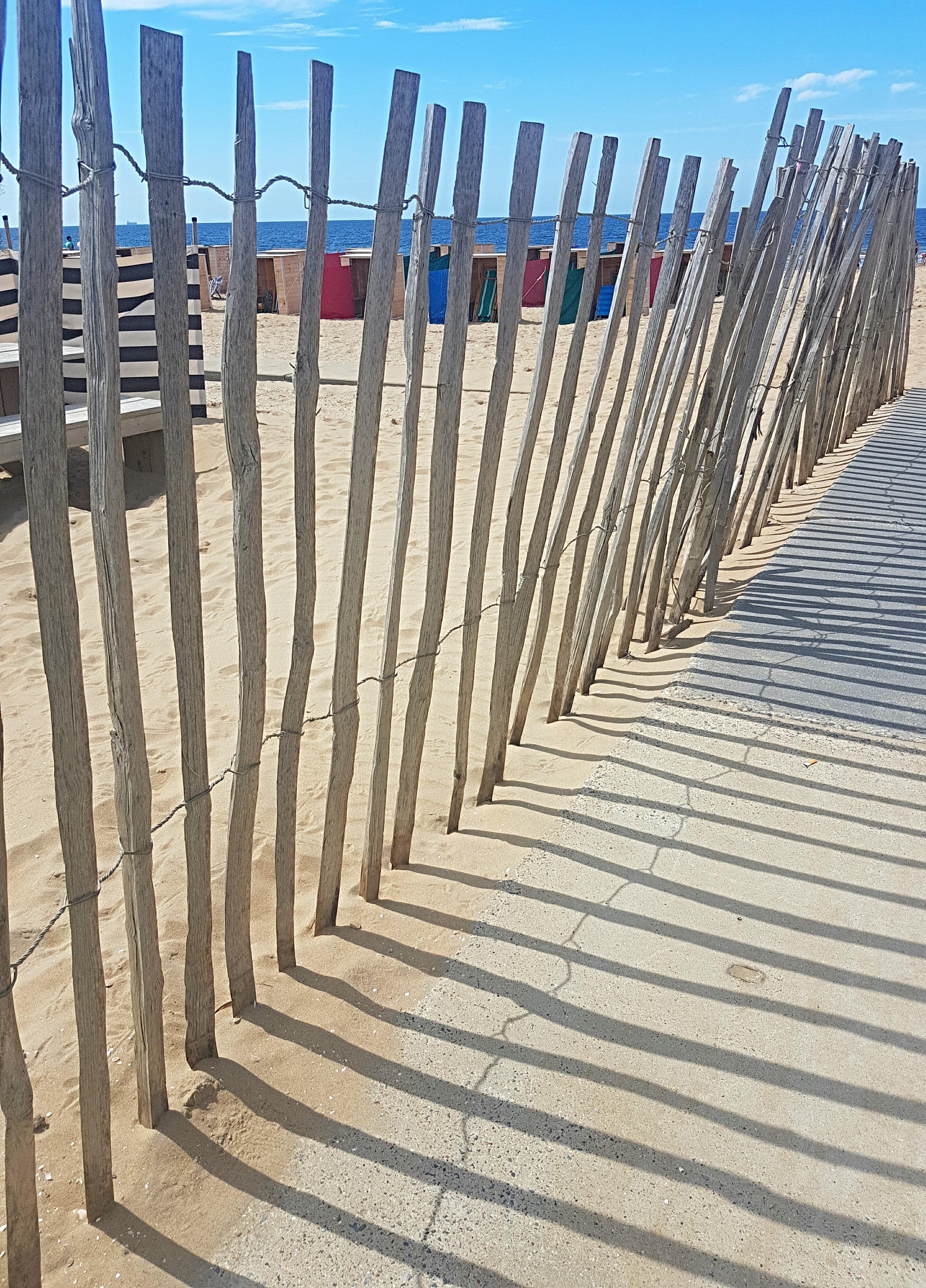 Zand vangen - foto: Eric Burger