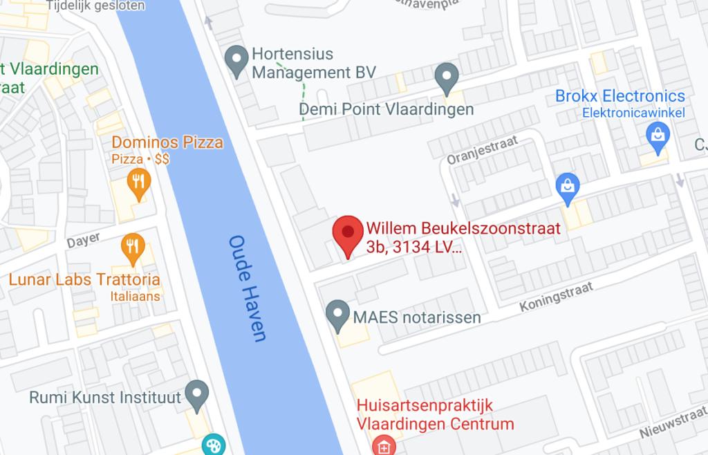 locatie eric burger document management
